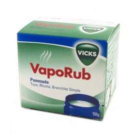 VICKS VAPORUB Pom Pot/50g